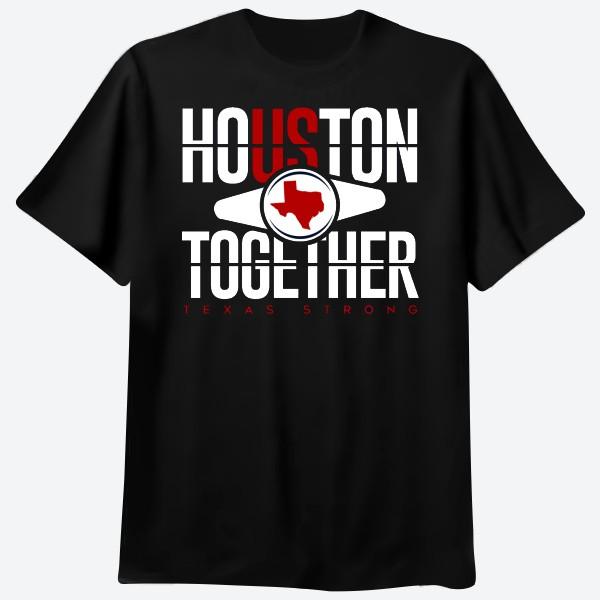 Houston Together T-shirt