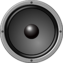 Slab car stereo system