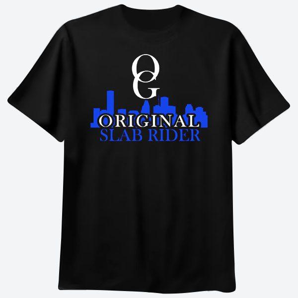 OG Original Slab Rider T-Shirt