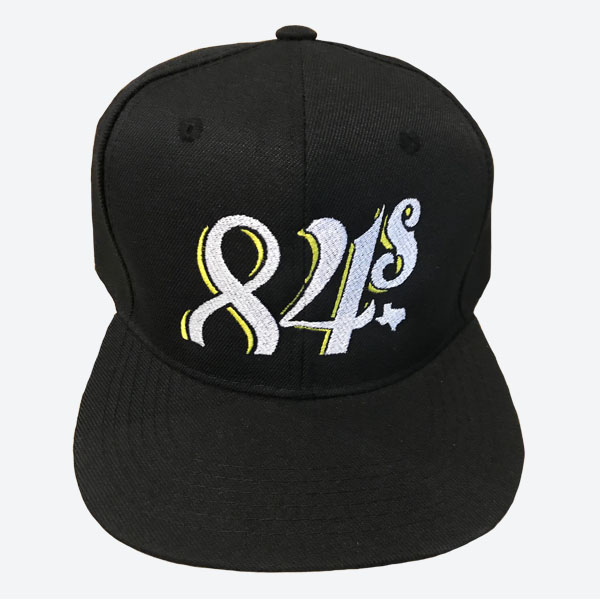4f7e12ab426 84s Pokin  Snapback Cap and Ball Caps