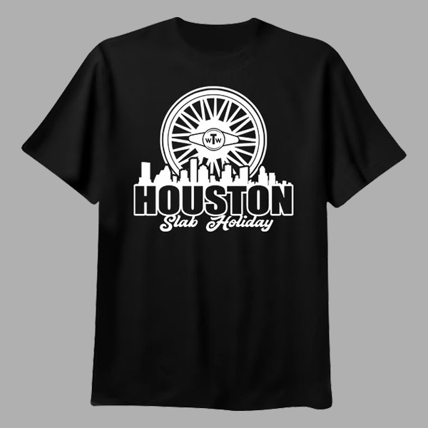 Houston Slab Holiday T-Shirt 2018