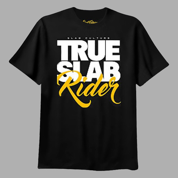 True Slab Rider T-Shirt