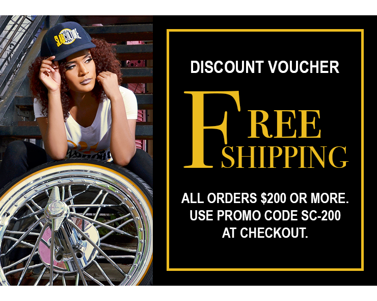 Free Shipping Orders $200 or more